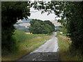 SU2688 : Country lane to Compton Beauchamp by Gareth James