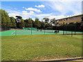 SE6250 : Tennis Court at David Lloyd Tennis Club York by Paul Gillett