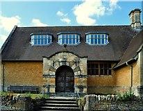 SO9537 : The Village Hall, Overbury by Philip Pankhurst