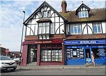 TQ3118 : Shops on Station Road, Burgess Hill by David Howard