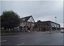 TQ1630 : Albion Way, Horsham by David Howard