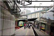 SP0686 : Platform 4c, Birmingham New Street Station by Mark Anderson