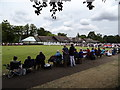 SP3165 : Bowls in Victoria Park by Philip Halling