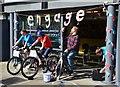 NT2540 : Fund-raising exercise, Eastgate Theatre Peebles by Jim Barton