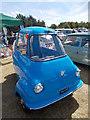 TF1207 : 1959 Scootacar at the Maxey Classic Car Show, August 2018 by Paul Bryan