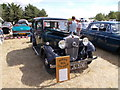 TF1207 : 1934 Morris Ten-Four at the Maxey Classic Car Show, August 2018 by Paul Bryan