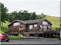 NT1799 : Loch Leven Lodges Coffee Shop by Scott Cormie