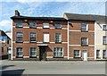 SK3516 : 18 Kilwardby Street, Ashby-de-la-Zouch by Alan Murray-Rust
