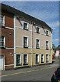 SK3516 : The Fallen Knight Hotel, Kilwardby Street, Ashby-de-la-Zouch by Alan Murray-Rust