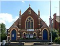 SK3516 : Methodist Church, Burton Road, Ashby-de-la-Zouch by Alan Murray-Rust