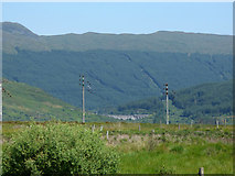 NS0482 : Power lines by the B836 road by Thomas Nugent