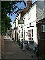 SK3516 : The Monkey Tree, 8 Mill Lane. Ashby-de-la-Zouch by Alan Murray-Rust