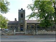 SK3616 : Former Boys' Grammar School, Ashby-de-la-Zouch by Alan Murray-Rust