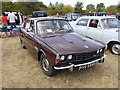 TF1207 : 1974 Rover 2200 at the Maxey Classic Car Show, August 2018 by Paul Bryan