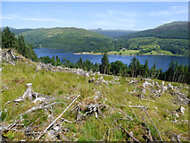NS0582 : Loch Striven by Thomas Nugent