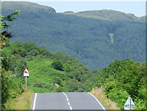 NS0482 : The B836 road by Thomas Nugent