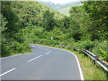 NS0483 : The B836 road by Thomas Nugent