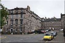 NT2574 : Drummond Place, Edinburgh by Jim Barton