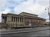 SJ3490 : St George's Hall , Liverpool by Richard Rogerson