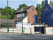 SJ9400 : Former brewhouse at The Boat Inn by Richard Law