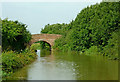 SP6281 : Canal east of South Kilford, Northamptonshire by Roger  Kidd