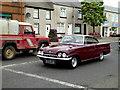 C9425 : Classic car, Ballymoney by Kenneth  Allen
