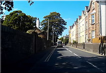 SH4862 : South Road, Caernarfon by Jeff Buck
