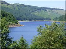 NS0783 : Loch Tarsan by Thomas Nugent
