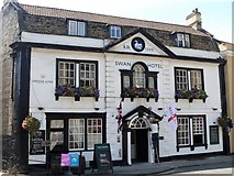 ST8260 : The Swan Hotel [1] by Michael Dibb