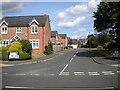 SK3134 : Poppyfields Drive, Mickleover by Richard Vince