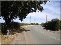 SK3739 : Hill Top, Breadsall Hilltop by Richard Vince