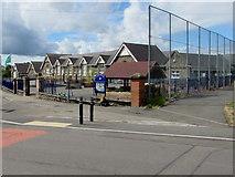 ST1888 : Ty'n-Y-Wern Primary School, Trethomas by Jaggery