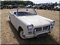 TF1207 : 1967 Triumph Herald at the Maxey Classic Car Show, August 2018 by Paul Bryan