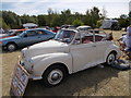 TF1207 : 1969 Morris Minor at the Maxey Classic Car Show, August 2018 by Paul Bryan