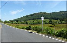 NS1181 : Farmland at Garrachoran by Thomas Nugent