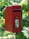 NS1181 : Postbox in Clachaig by Thomas Nugent