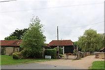 TQ0324 : Idehurst Farm, Strood Green by David Howard
