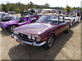 TF1207 : 1972 Triumph Stag at the Maxey Classic Car Show, August 2018 by Paul Bryan