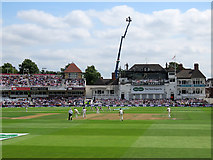 SK5838 : Trent Bridge: on the first afternoon of the England-India Test Match by John Sutton