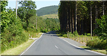 NS1281 : The B836 road by Thomas Nugent