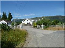 NS1482 : Dalinlongart Farm by Thomas Nugent