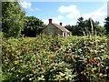 J0713 : Derelict cottage alongside the L7093 by Eric Jones