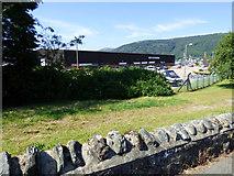NS1680 : Holy Loch Marina by Thomas Nugent