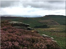 SK2681 : View from Burbage Edge by Graham Hogg