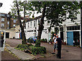 TQ3277 : Albany Mews off Albany Road, Walworth, south London by Robin Stott