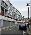 TQ3277 : Marbles House flats, Grosvenor Terrace, Walworth, south London by Robin Stott