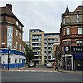 TQ3277 : Boyson Road off Camberwell Road, Walworth, south London by Robin Stott