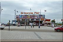 TG5307 : Britannia Pier, Great Yarmouth by Robin Webster