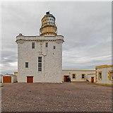 NJ9967 : Kinnaird Head Lighthouse by valenta