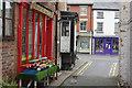 SJ1419 : Narrow Street, Llanfyllin by Stephen McKay